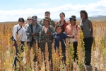 Visiting a Quinoa Farm in Oruro Bolivia