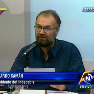 Presidente de Eduardo Samán