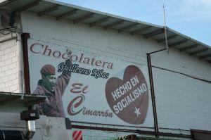Cocoa processing Factory. Chocolate Oderi. Barlovento- State-Miranda-Venezuela