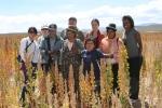 Visiting a Quinoa Farm in Oruro Bolivia