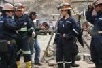 2010 delegation visiting a tin mine/Oruro/Bolivia