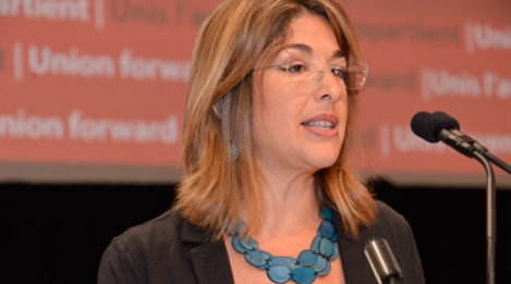 Naomi Klein: To fight climate change we must fight capitalism