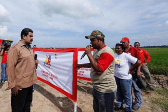 Attacks on Venezuelan Commune and Farmland Reported, CropsDestroyed