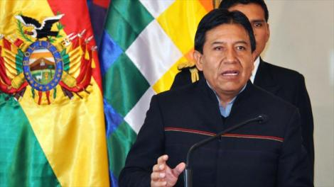 Conversation with the Bolivia's Minister of Foreign Affairs, David Choquehuanca‏