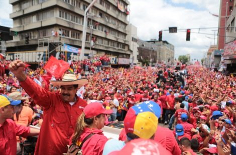 Urgent Call for Solidarity Delegation to Venezuela, December 5-15,2016