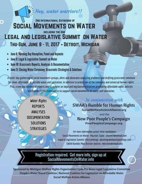 2nd International Gathering of Social Movements OnWater