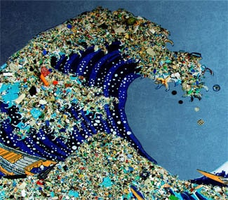 FOULING THE EARTH It's time to break up capitalism's love affair withplastic
