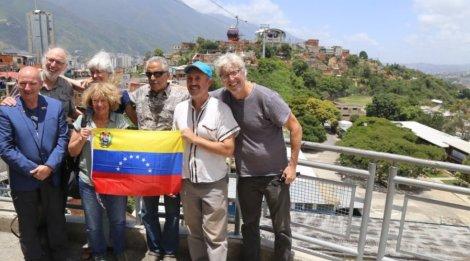 International Delegation on the Ground in Venezuela (+Alberto Lovera BolivarianCircle)