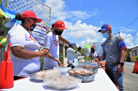 Venezuela Assigns Land for Food Production on CLAP's FifthAnniversary