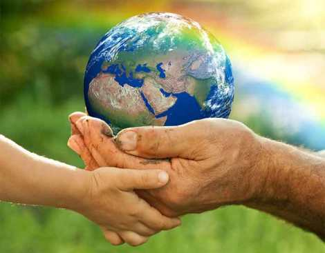Every Day Is An Earth Day: Suggestions for Living in an EcozoicFuture